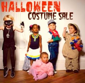 Carousel Theatre's Annual Costume Sale!