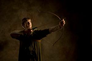 Robin Hood- A Great Shot
